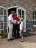 Unser Golf-Neuling:  Mark