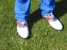 Wessen Schuhe sind das?