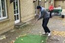 Andi, bleib' beim Golf